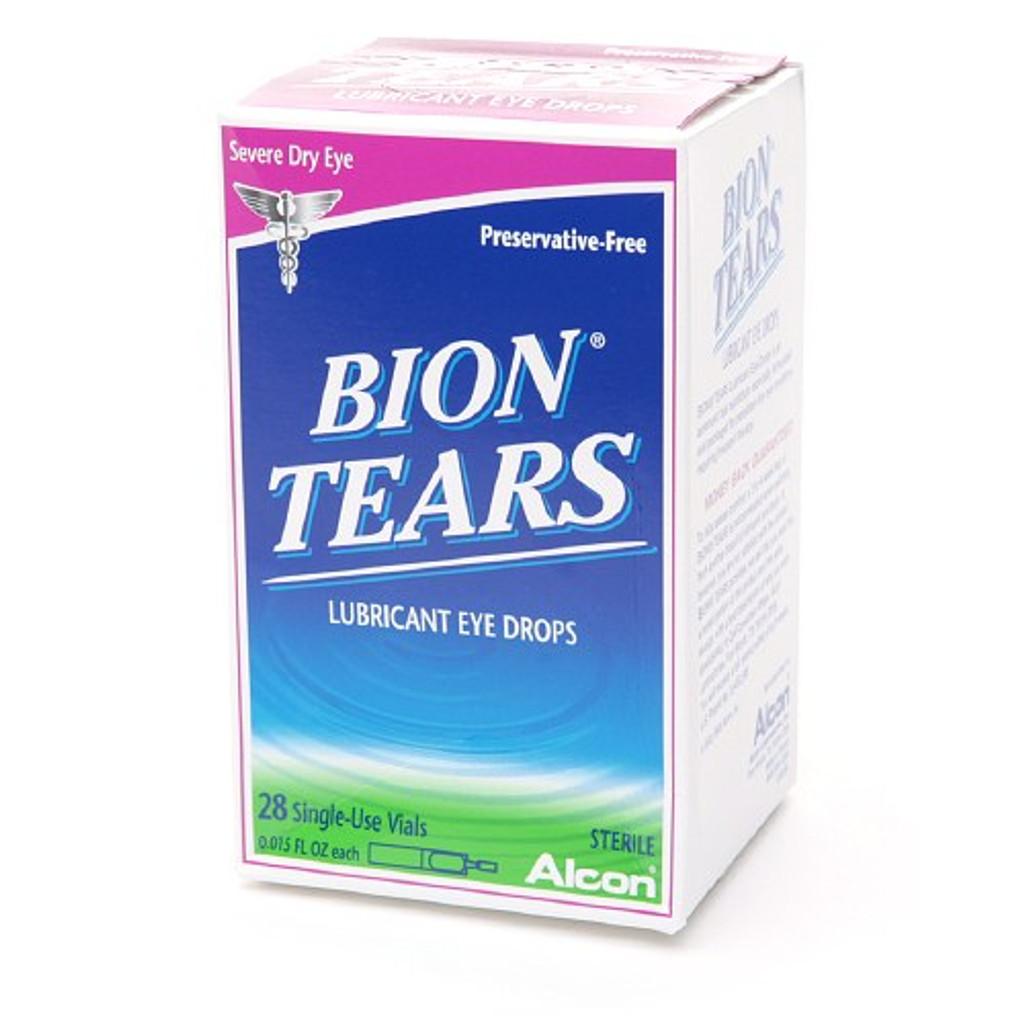 Bion Tears Eye Drops Uou 28x0.45ml