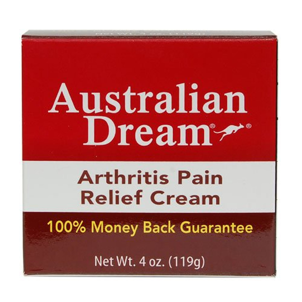 Australian Dream Arthritis Cream 4Oz