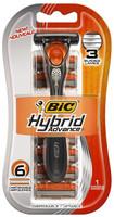 BIC Hybrid Razor 6ct