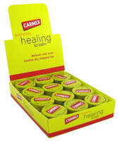 Carmex Bulk Ointment Classic Lip Balm Original Jar for Cold-Sores (case of 12)