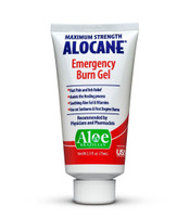 Alocane Maximum Strength Emergency Burn Gel 2.5 oz