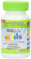 Focus Factor for Kids Berry Blast, Supports brain health at a cellular level