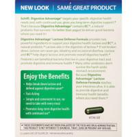 Digestive Advantage Probiotics Lactose Defense Formula Dietary Supplement 32 ct