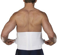 Ace Lumbar Brace Back Support One Size Adjustable