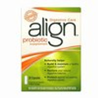 Align Daily Probiotic Supplement Digestive Care Capsules  28 ea