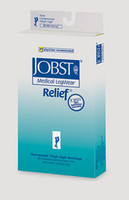 Jobst Relief 20-30 mmHg DOUBLE LEG Chap Open Toe
