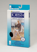 Jobst Opaque Closed Toe Knee Highs PETITE 20-30 mmHg