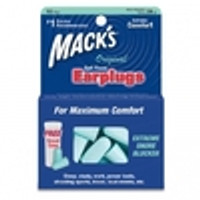 Mack's Original Soft Foam Earplugs 10 Pair