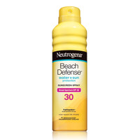 Neutrogena Beach Defense Sunscreen Spray SPF 30 - 6.5 oz