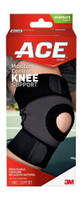 ACE KNEE SUPPORT MOIST CONTROL MED
