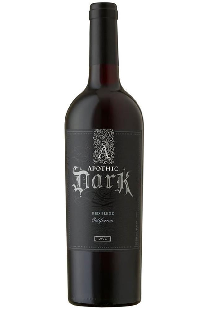 Apothic Dark Red Blend