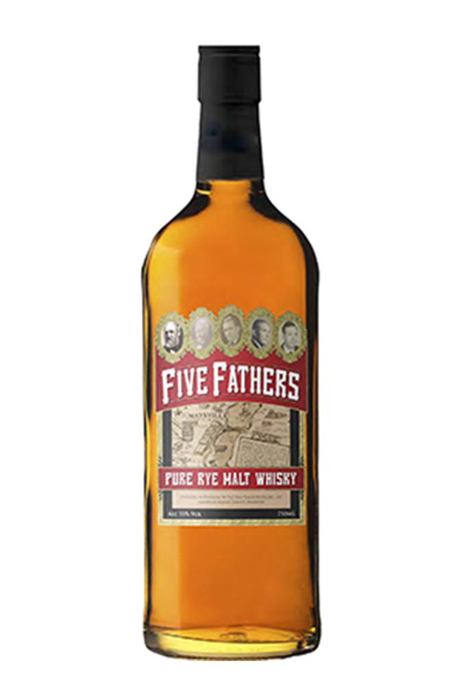 Five Fathers Pure Malt Rye
