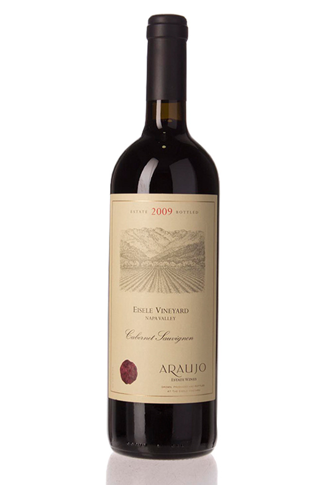 Araujo Estate Eisele Vineyard Cabernet Sauvignon