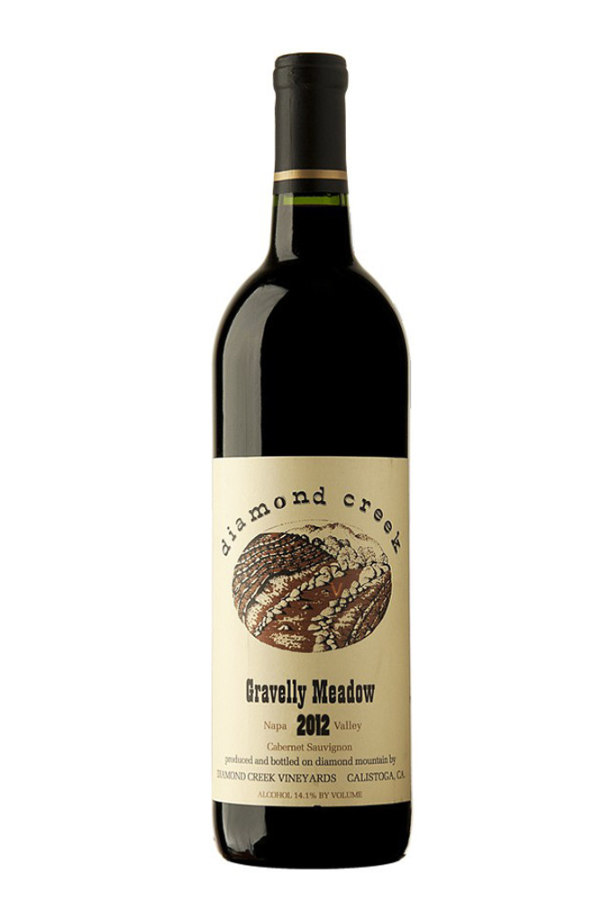 Diamond Creek Gravelly Meadow Cabernet Sauvignon