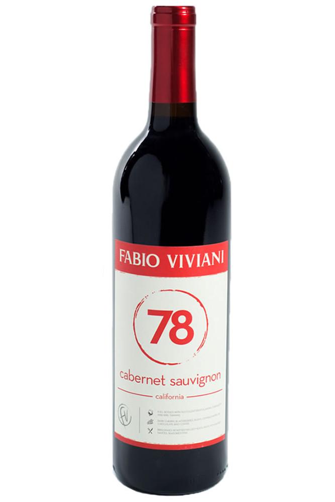 Fabio Viviani Cabernet Sauvignon No. 78