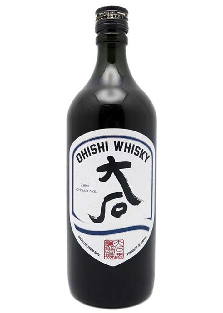 Ohishi Distillery Brandy Cask Whisky