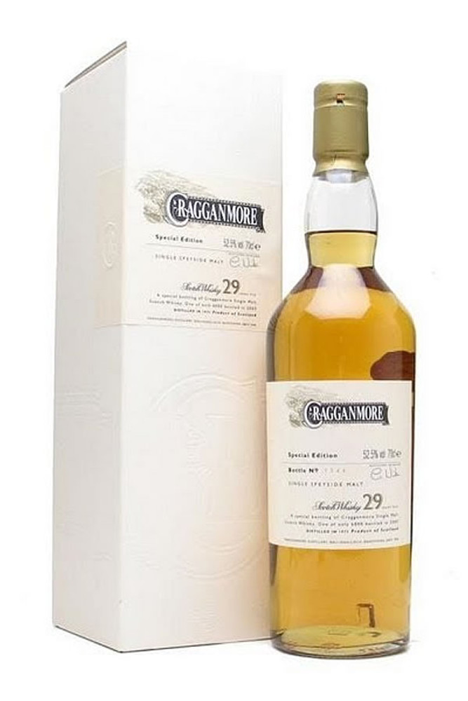Cragganmore 29 Years Old