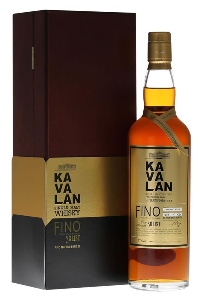 Kavalan Solist Fino Sherry Single Cask Strength