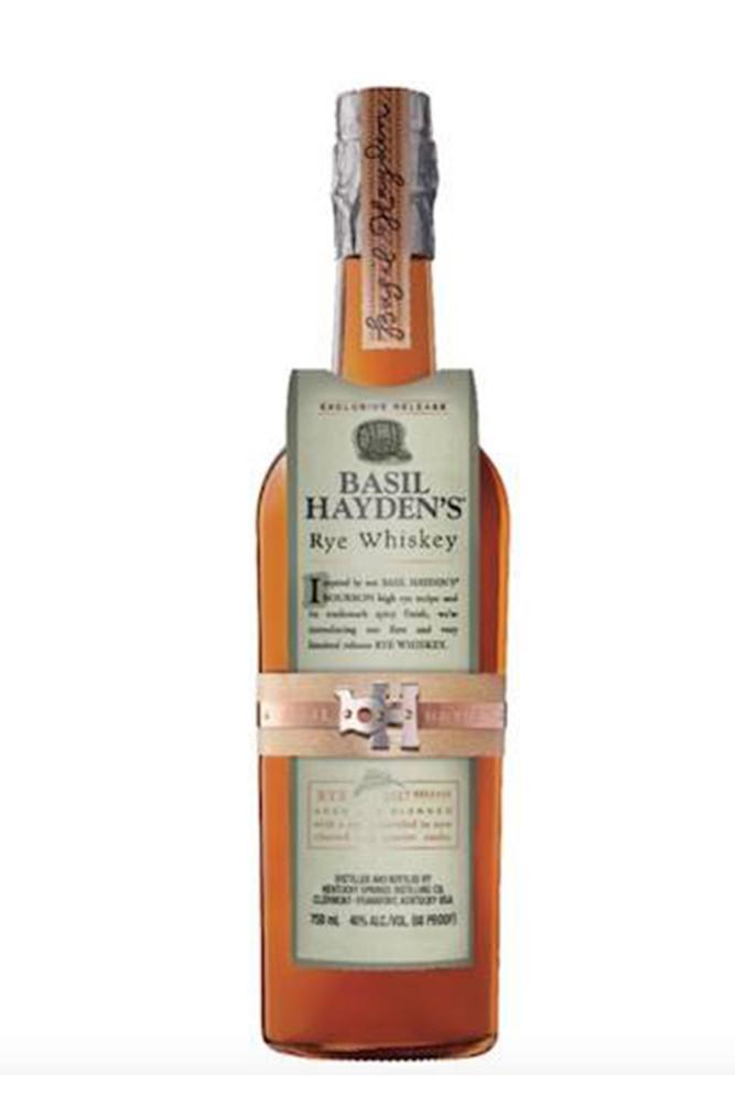 Basil Haydens Rye