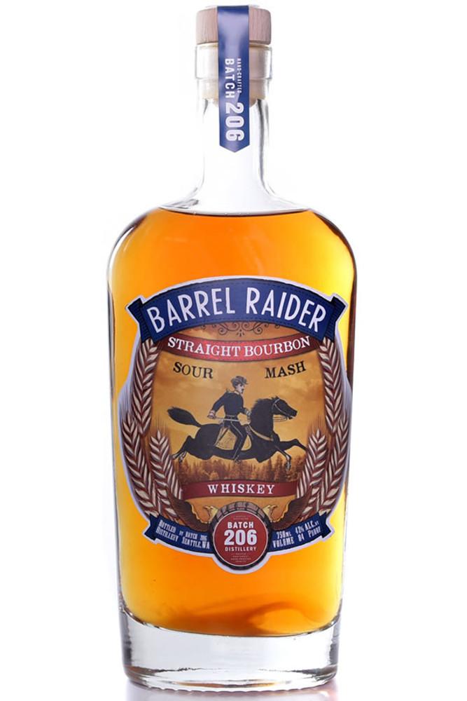 Barrel Raider Straight Bourbon