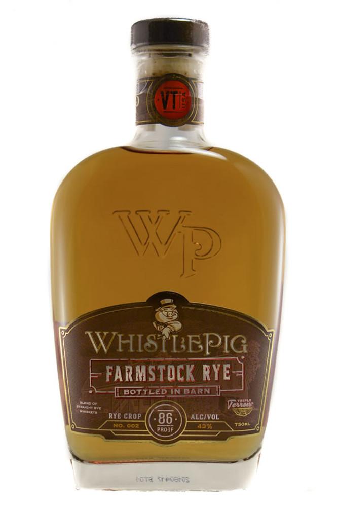 Whistlepig Farm Stock Bottled in Barn Crop #2