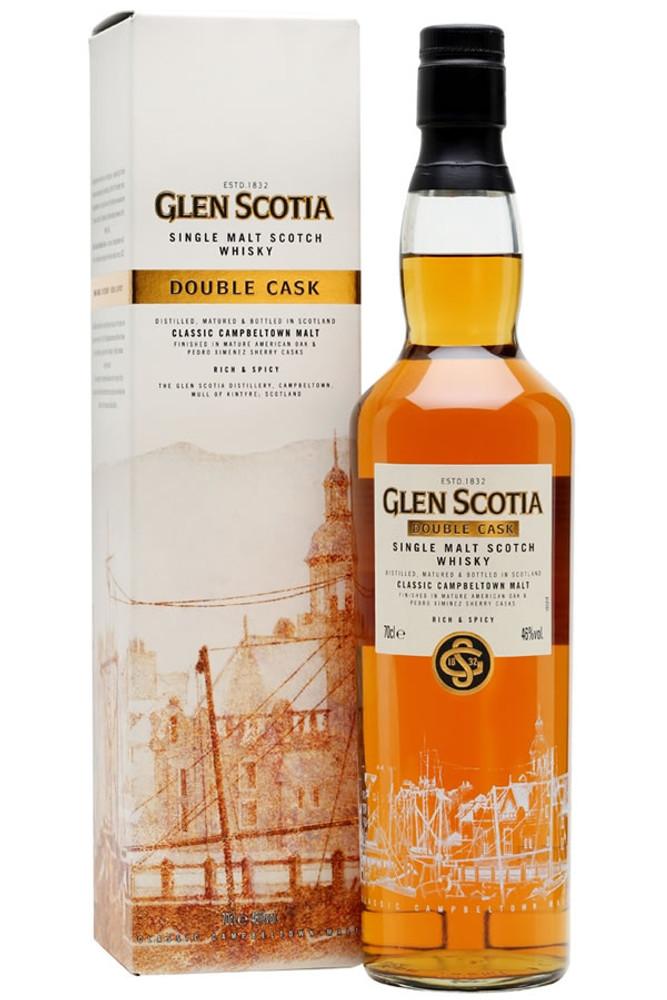 Glen Scotia Double Cask Singe Malt Scotch Whisky