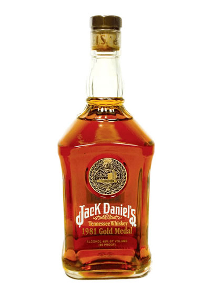 Jack Daniels Gold Medal 1981