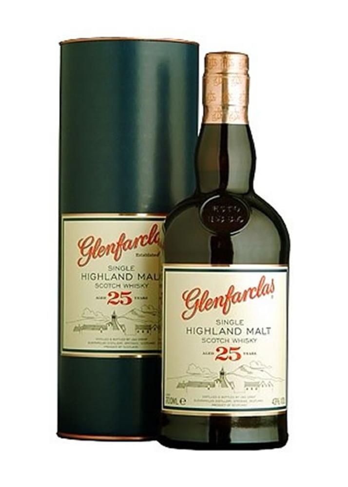 Glenfarclas 25 Years Old
