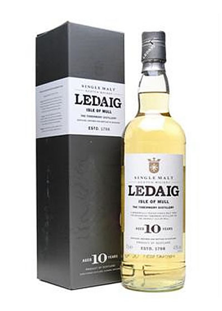 Ledaig 10 Years Old