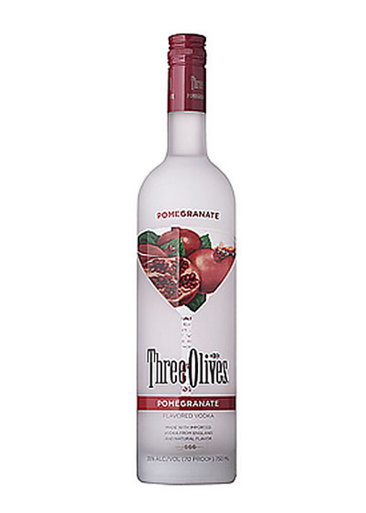 3 Olives Pomegranate