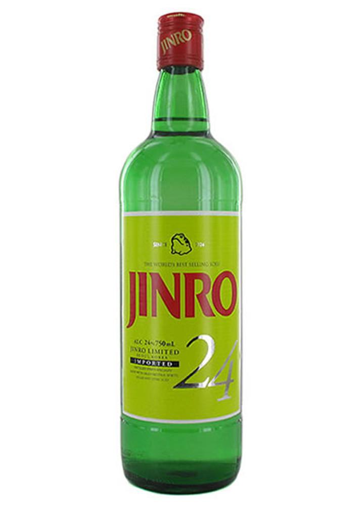 Jinro Soju