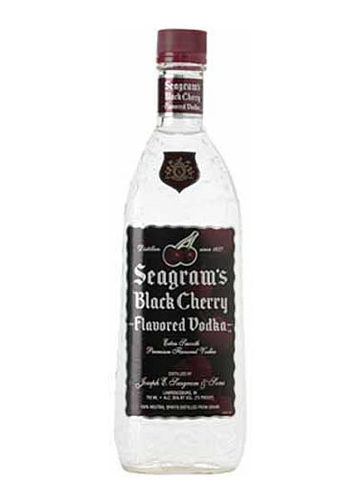 Seagrams Black Cherry