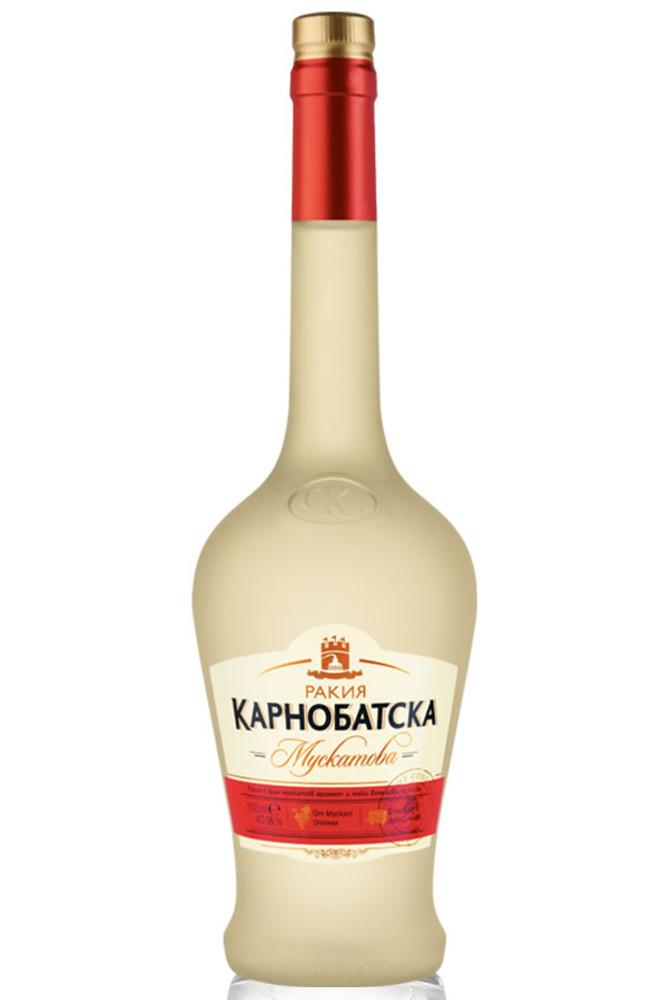 Karnobatska Muscat Grape Brandy