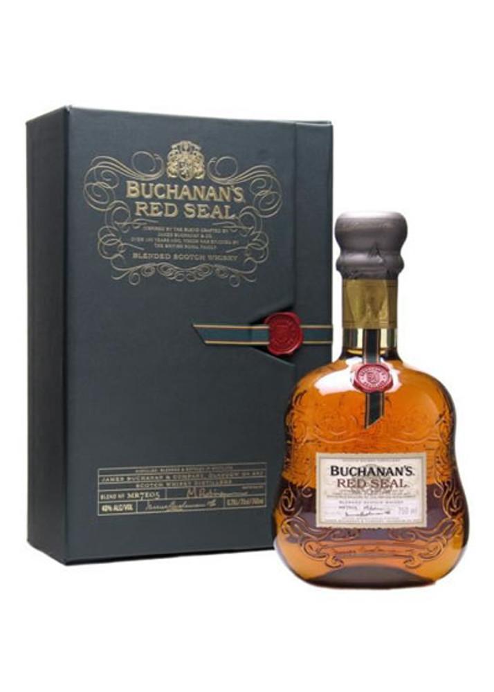 Buchanans Red Seal