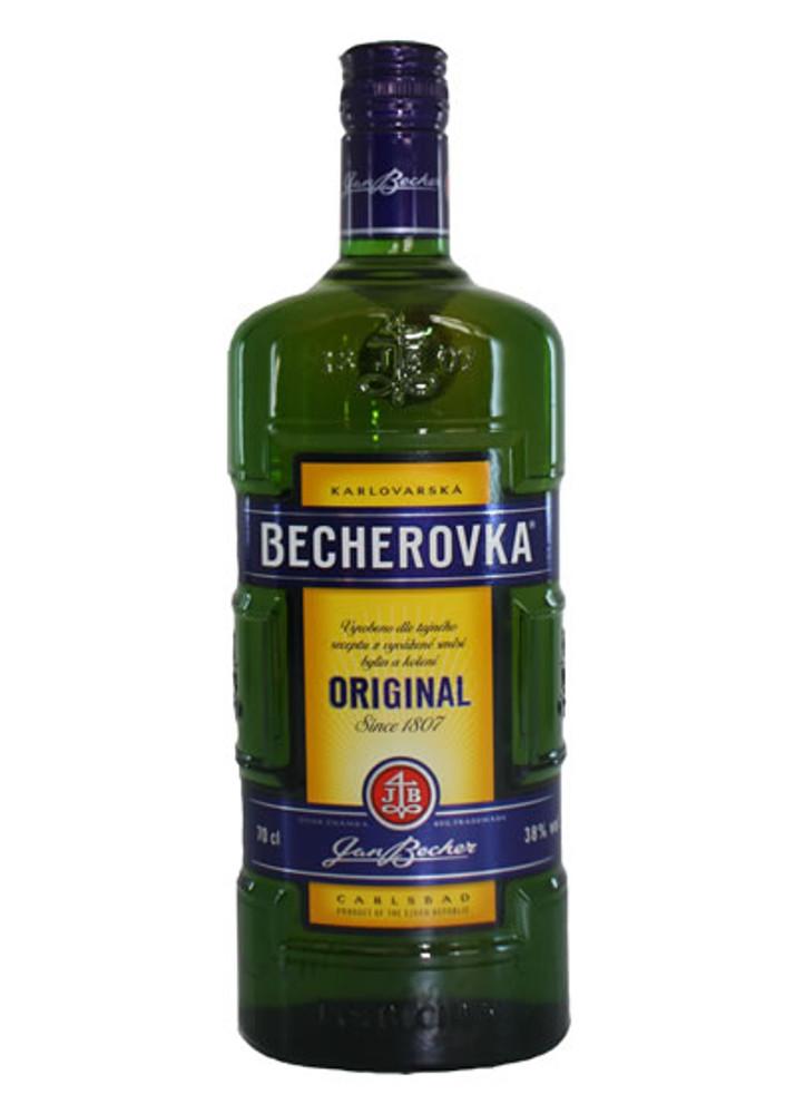 Becherovka Herbal Liqueur