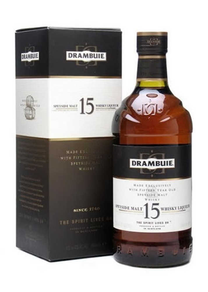 Drambuie 15 Years Old Liqueur
