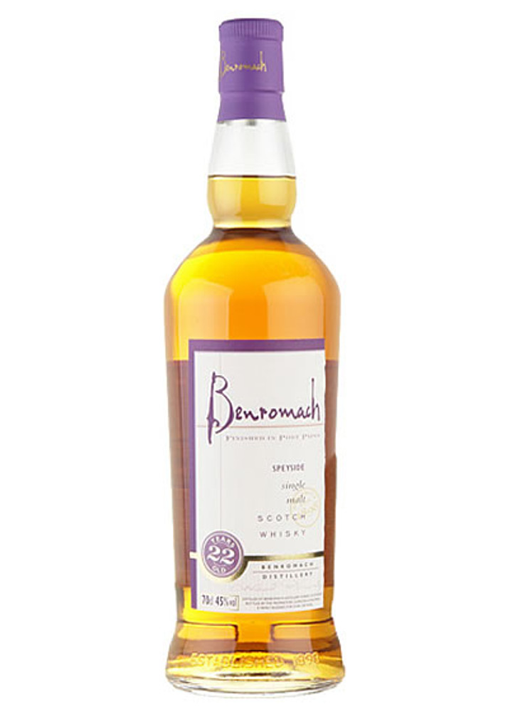 Benromach 22 Year