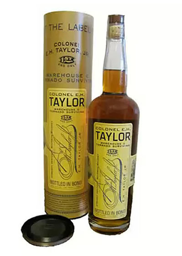 "Colonel E.H. Taylor, Jr. ""Warehouse C Tornado Surviving"""