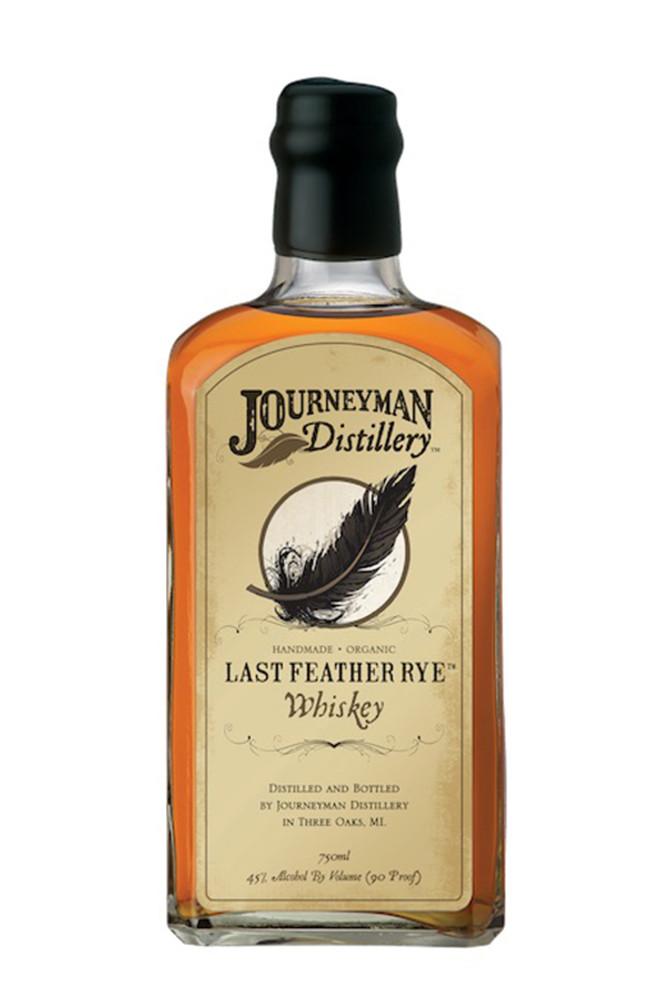 Journeyman Last Feather Rye