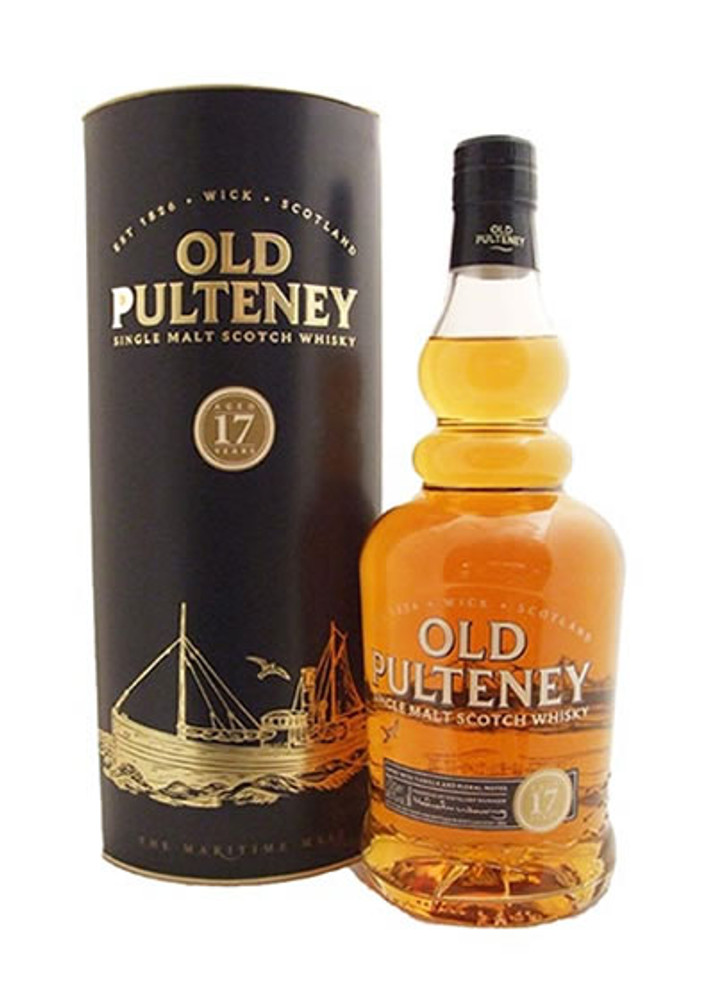 Old Pulteney 17 Year