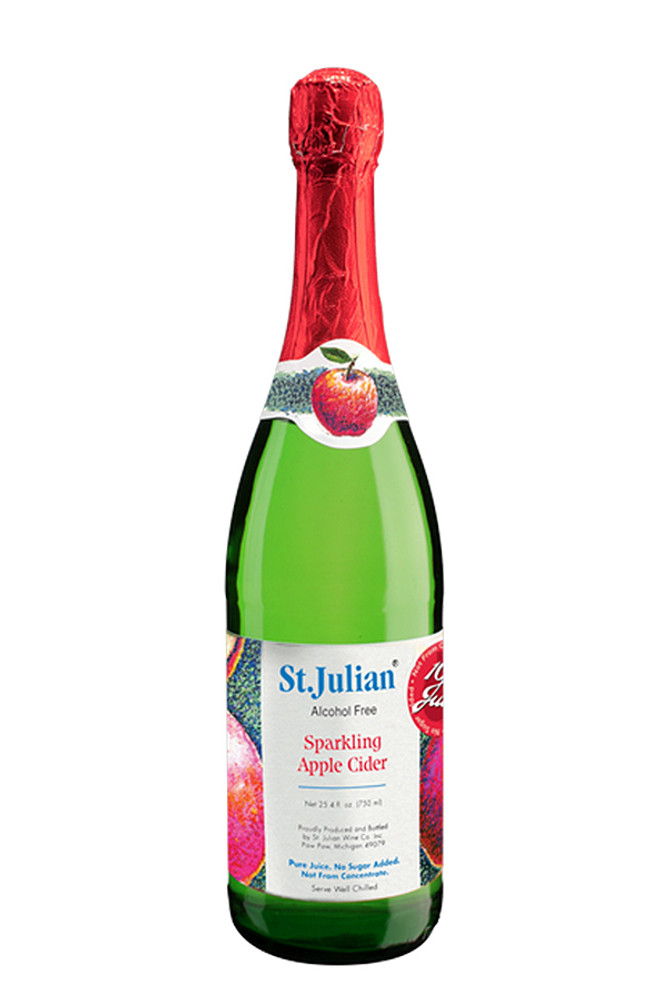 St Julian Non-Alcoholic Apple