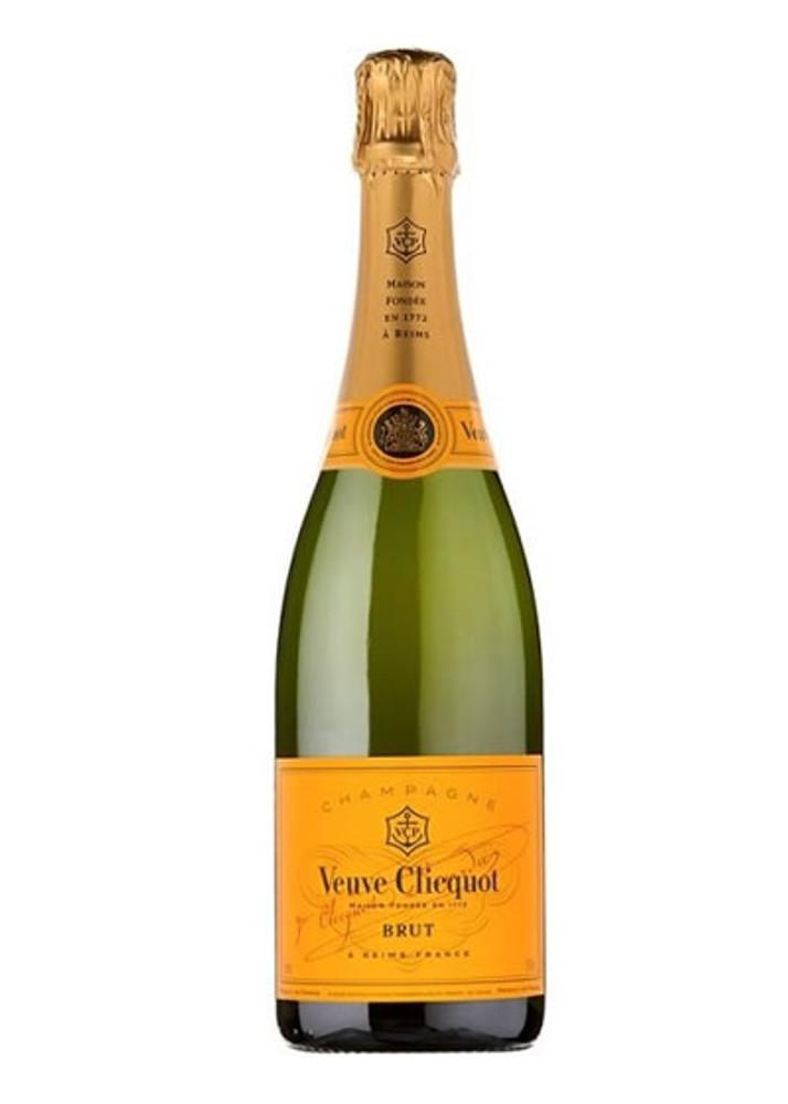 Veuve Clicquot Yellow Label Brut