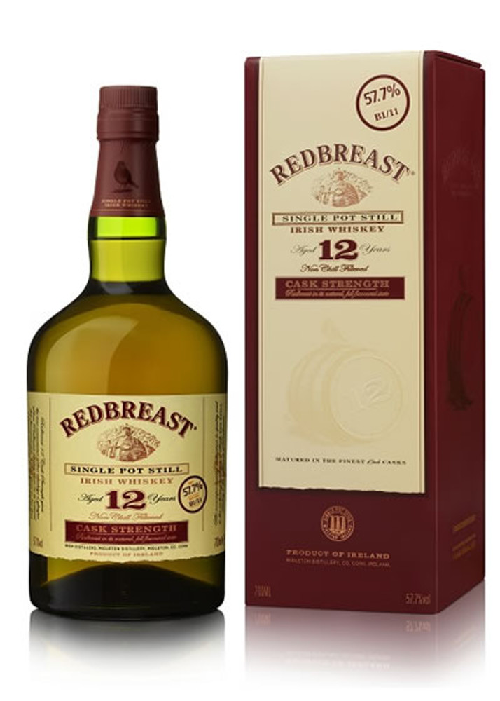 Redbreast Cask 12 Years Old 750