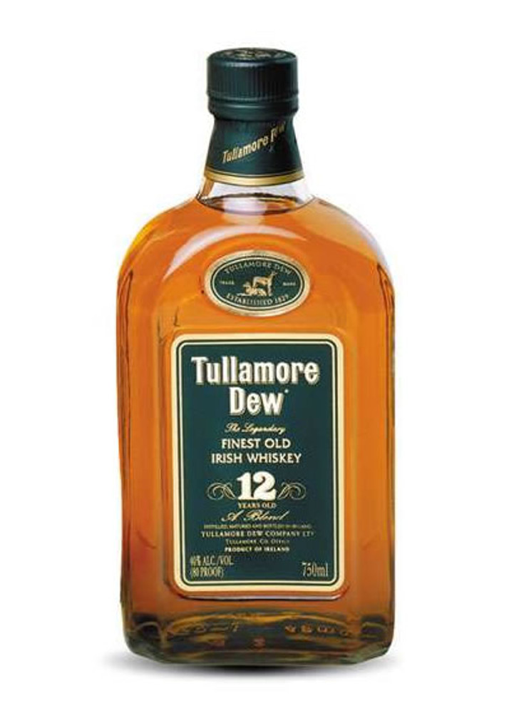 Tullamore Dew 12 Years Old 750