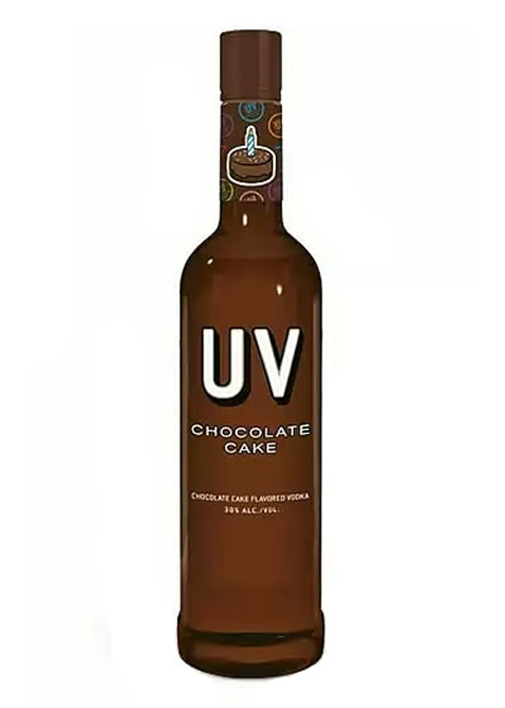 UV Chocolate Cake