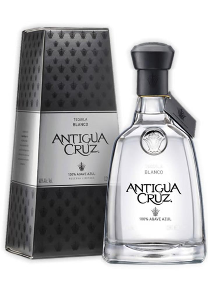 Antigua Cruz Blanco