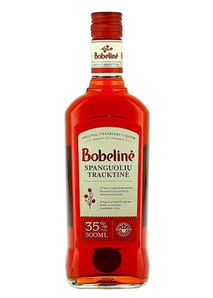 Bobeline Cranberry Liqueur