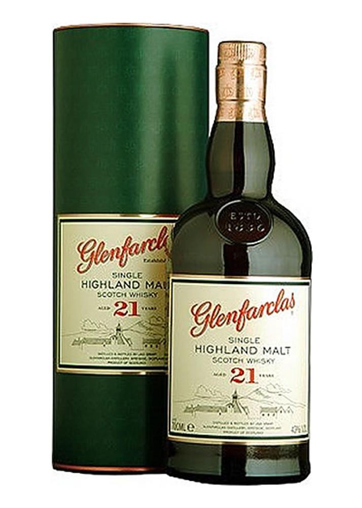Glenfarclas 21 Year