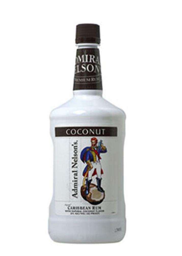 Admiral Nelson Coconut Rum 1.75