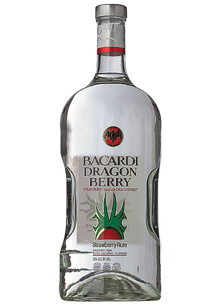 Bacardi Dragon Berry 175